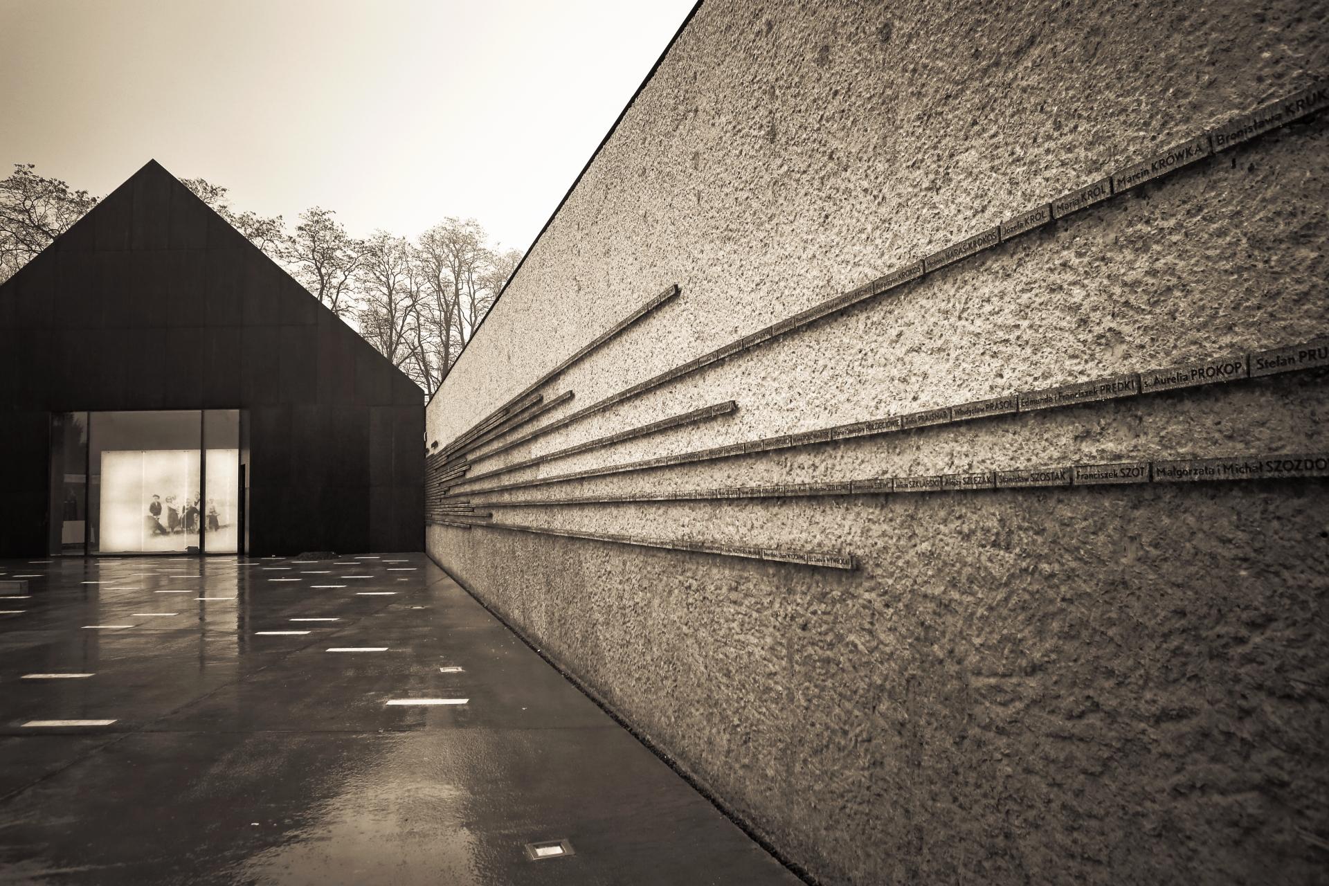 Muzeum Polaków Ratujących Żydów podczas II wojny światowej im. Rodziny Ulmów w Markowej, fot. eskar/MPRŻ