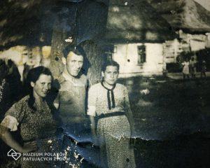 Żydzi z Markowej. Fotografia wykonana przez Józefa Ulmę pomiędzy 1940 a 1942 r. zbiory MPRŻ